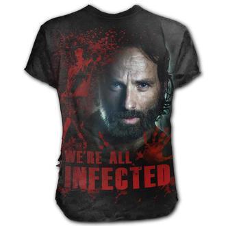 t-shirt film uomo The Walking Dead - RICK - SPIRAL, SPIRAL