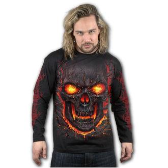 t-shirt uomo - SKULL LAVA - SPIRAL, SPIRAL