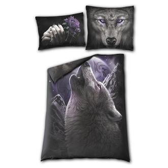 biancheria da letto SPIRAL - WOLF SOUL, SPIRAL