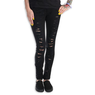 pantaloni (jeans) PUNK RAVE - Destroyer, PUNK RAVE