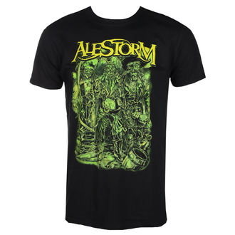 t-shirt metal uomo Alestorm - TAKE NO PRISONERS - PLASTIC HEAD, PLASTIC HEAD, Alestorm