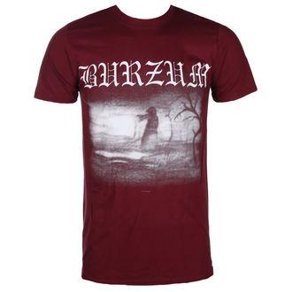 t-shirt metal uomo Burzum - ASKE 2013 (MAROON) - PLASTIC HEAD, PLASTIC HEAD, Burzum