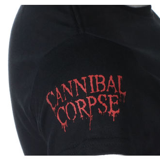 t-shirt metal donna Cannibal Corpse - FOETUS BLOOD SPLATTER - PLASTIC HEAD, PLASTIC HEAD, Cannibal Corpse