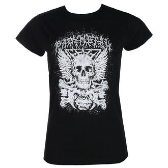 t-shirt metal donna Babymetal - CROSSBONE - PLASTIC HEAD, PLASTIC HEAD, Babymetal