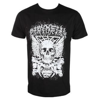 t-shirt metal uomo Babymetal - CROSSBONE - PLASTIC HEAD, PLASTIC HEAD, Babymetal