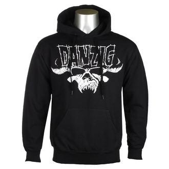 felpa con capuccio uomo Danzig - CLASSIC LOGO - PLASTIC HEAD, PLASTIC HEAD, Danzig
