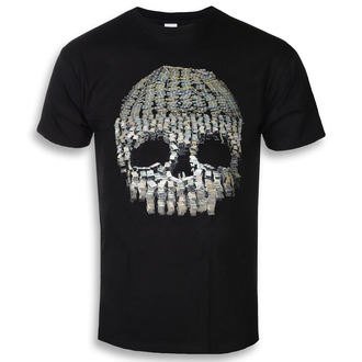 t-shirt metal uomo Anti-Flag - Money Skull - KINGS ROAD, KINGS ROAD, Anti-Flag