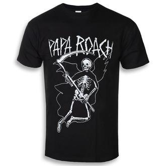 t-shirt metal uomo Papa Roach - Haunted Reaper - KINGS ROAD, KINGS ROAD, Papa Roach