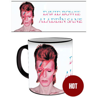 Tazza con thermofoil David Bowie - GB posters, GB posters, David Bowie