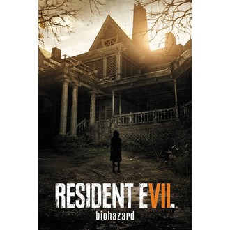 Poster RESIDENT EVIL - GB posters, GB posters, Resident Evil