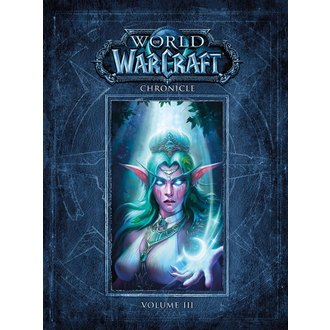Libro World of Warcraft - Chronicle Volume 3, NNM