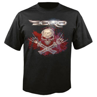 t-shirt metal uomo Doro - Bloodskull - NUCLEAR BLAST, NUCLEAR BLAST, Doro
