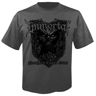 t-shirt metal uomo Immortal - Chaos GREY - NUCLEAR BLAST, NUCLEAR BLAST, Immortal