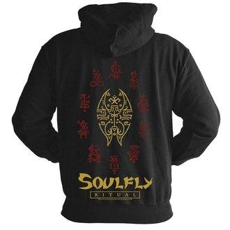 felpa con capuccio uomo Soulfly - Ritual - NUCLEAR BLAST, NUCLEAR BLAST, Soulfly