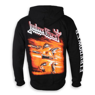 felpa con capuccio uomo Judas Priest - Firepower - ROCK OFF, ROCK OFF, Judas Priest