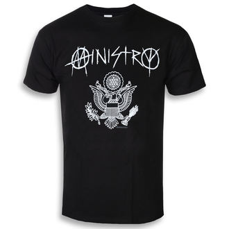 t-shirt metal uomo Ministry - Great Seal - ROCK OFF, ROCK OFF, Ministry