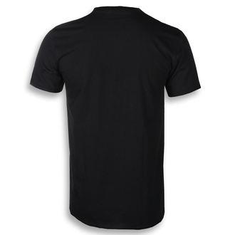 t-shirt metal uomo Ramones - Green Seal - ROCK OFF, ROCK OFF, Ramones