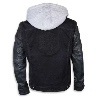 giacca di pelle AC-DC - Dark blue - NNM, NNM, AC-DC