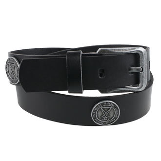 Cintura Luciferi - Black, JM LEATHER