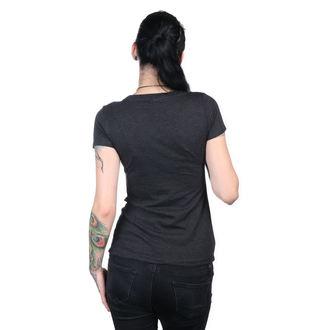 t-shirt street donna - HELMET SCOOP - METAL MULISHA, METAL MULISHA