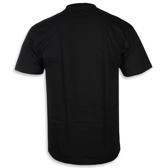 t-shirt street uomo - JAIL BREAK BLK - METAL MULISHA, METAL MULISHA