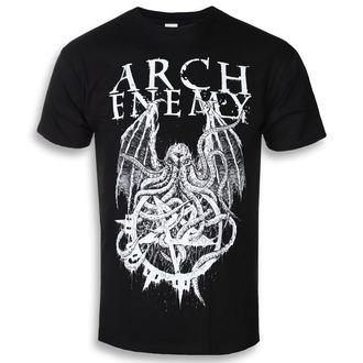 t-shirt metal uomo Arch Enemy - CHTHULU Tour 2018 -, Arch Enemy