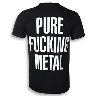 t-shirt metal uomo Arch Enemy - Pure Fucking Metal -, Arch Enemy
