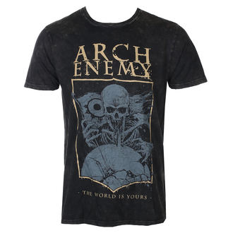 t-shirt metal uomo Arch Enemy - The World is yours -, Arch Enemy