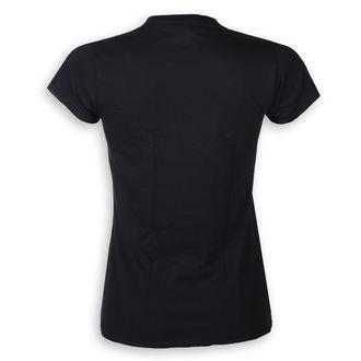 t-shirt metal donna Ramones - RED TEXT SEAL LOGO - PLASTIC HEAD, PLASTIC HEAD, Ramones