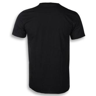 t-shirt metal uomo Ramones - RED TEXT SEAL LOGO - PLASTIC HEAD, PLASTIC HEAD, Ramones