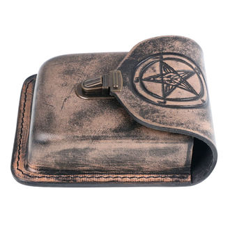 Tasca per cintura  Baphomet, JM LEATHER