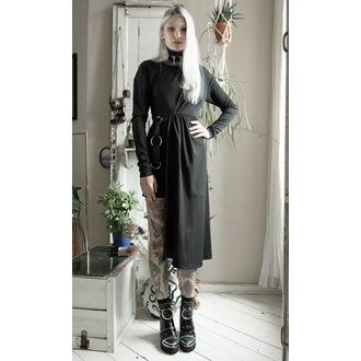 vestito DISTURBIA - Asymmetric Drape, DISTURBIA