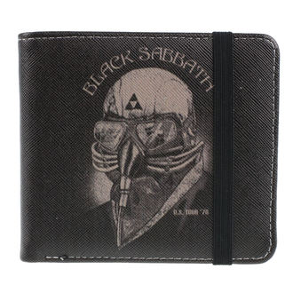 Portafoglio Black Sabbath - 78 Tour, NNM, Black Sabbath