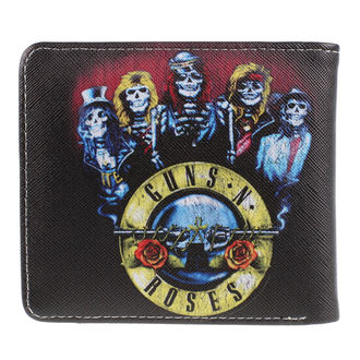Portafoglio Guns N' Roses - Skeleton, NNM, Guns N' Roses