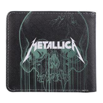 Portafoglio Metallica - Skull, NNM, Metallica