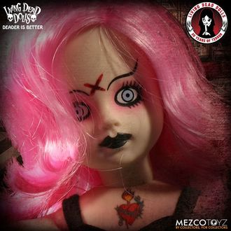Bambola Living Dead Dolls - Candy Rotten, LIVING DEAD DOLLS