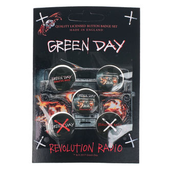 Spillette Green Day - Revolution Radio - RAZAMATAZ, RAZAMATAZ, Green Day