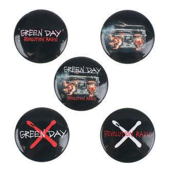 Spillette Green Day - Revolution Radio - RAZAMATAZ, RAZAMATAZ, Green Day