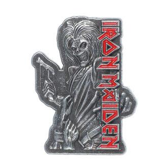 targhetta Iron Maiden - Killers - RAZAMATAZ, RAZAMATAZ, Iron Maiden