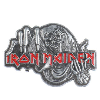 targhetta Iron Maiden - Number Of The Beast - RAZAMATAZ, RAZAMATAZ, Iron Maiden