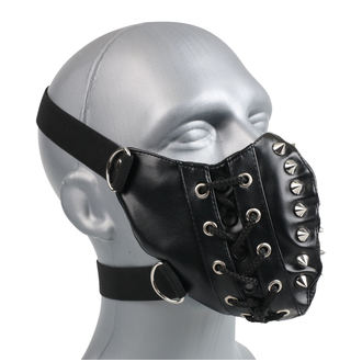 Maschera POIZEN INDUSTRIES - CHAOS - NERO, POIZEN INDUSTRIES