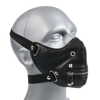 Maschera POIZEN INDUSTRIES - LANZO - NERO, POIZEN INDUSTRIES