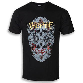 t-shirt metal uomo Bullet For my Valentine - Winged Skull - ROCK OFF, ROCK OFF, Bullet For my Valentine