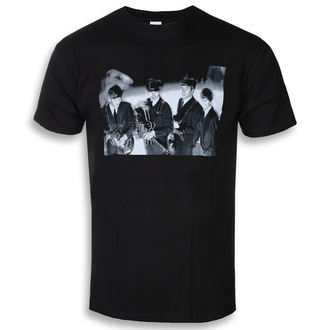 t-shirt metal uomo Beatles - Smiles Photo - ROCK OFF, ROCK OFF, Beatles