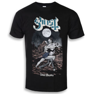 t-shirt metal uomo Ghost - Dance Macabre Cover - ROCK OFF