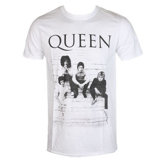 t-shirt metal uomo Queen - Stairs - ROCK OFF, ROCK OFF, Queen