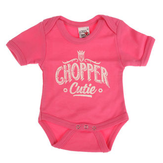 body WEST COAST CHOPPERS - ONESIE CHOPPER CUTIE BABY CREEPER - Rosa, West Coast Choppers