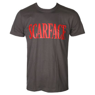 t-shirt film uomo Scarface - Logo - HYBRIS, HYBRIS, Scarface