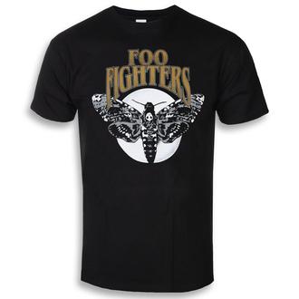 t-shirt metal uomo Foo Fighters - Black Hawk Moth - LOW FREQUENCY