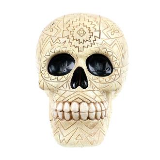Decorazione (salvadanaio) Ornamento Cranio, NNM